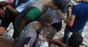 Syria: The most dangerous place to be a child