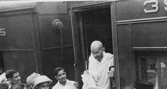 Let Gandhi enter your heart
