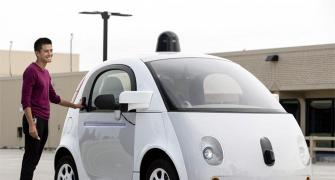 10 interesting facts on Google's self driving car