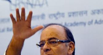 BJP eyeing Jaitley for President's post?