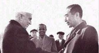 When Nehru sought US assistance during 1962 Indo-China war