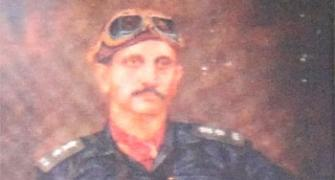 My father, the Param Vir Chakra Hero