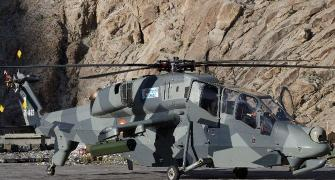 India's light combat helicopter ready for high-altitude operations