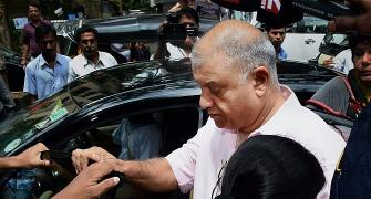 Peter Mukerjea released from jail after 4 years