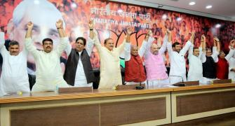 BJP is now the big boss in Bihar politics