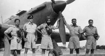 How World War II changed India