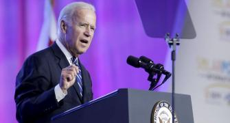 Trump's conduct after COVID unconscionable: Biden