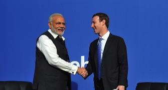 Facebook used India experience for US polls
