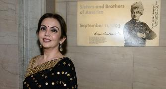 Nita Ambani first Indian woman to be nominated to the IOC