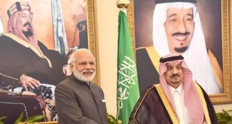 Why Modi's visit to Saudi Arabia is important