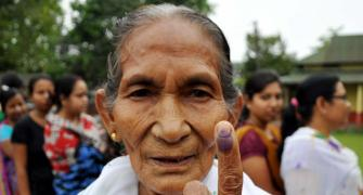 West Bengal records 81 per cent, Assam 80 in 1st phase of assembly polls