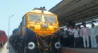 Jaldoot: The train that brought BJP to Latur