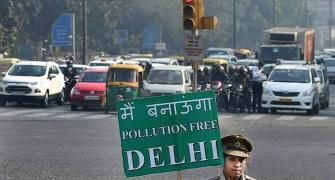 2,000 cops, 5,000 volunteers to ensure phase 2 of odd-even is a hit
