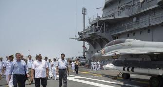 India's military embrace of the US comes at a price