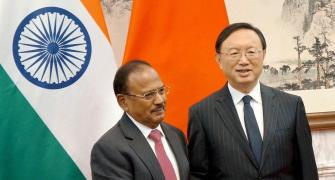 India, China agree to continue 'peaceful negotiations' over border dispute