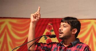 FTII receives parcel with explosives, threat letter to Kanhaiya