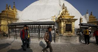 Nepal begins rebuilding heritage sites damaged by quake