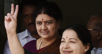Sasikala's bittersweet journey with Jaya