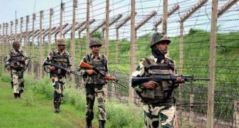 No let-up in troops at Pak border post ceasefire: Army