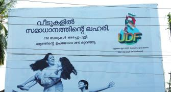 The poster wars of Kerala