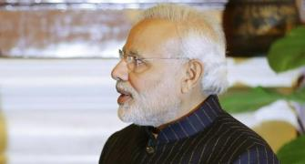 Modi's suit enters Guinness as 'most expensive suit sold at auction'