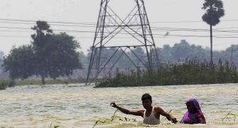 Fresh floods in several Bihar districts; toll rises to 172