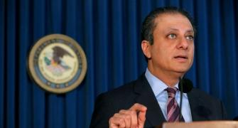 Preet Bharara fired by Trump administration
