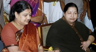 'Why should Sasikala do what Jayalalithaa did?'