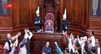 Washed out Parliament sessions and its impact on India