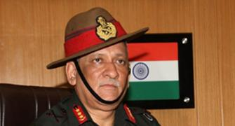 Why the government chose General Rawat
