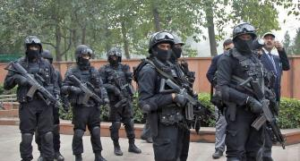 First death from COVID in NSG as officer dies