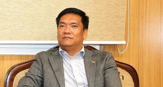 Arunachal Pradesh CM Pema Khandu tests Covid positive