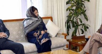 Mehbooba puts conditions for government formation; BJP wants PDP to take first step