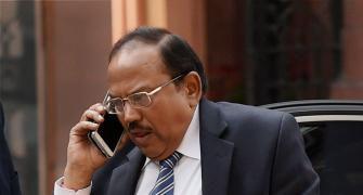 Azhar issue discussed with China: NSA Doval
