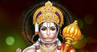 Now, an 'eviction' notice for Lord Hanuman in Bihar!