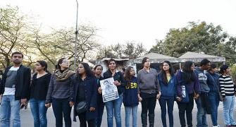 The JNU protest is linked to caste and prejudice