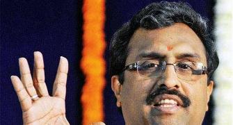 BJP announces new team; Ram Madhav replaced