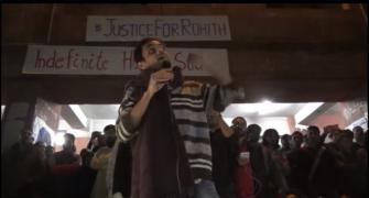 'My name is Umar Khalid, but I'm not a terrorist'