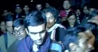 JNU row: Police custody of Umar, Anirban extended by 1 day