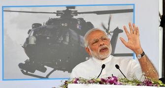 Our soldiers need weapons that are best in the world, but made in India: Modi