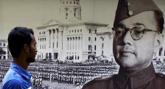 'Netaji was the reason why the British left India'