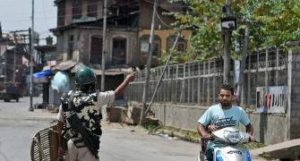 Kashmir: Not reachable!