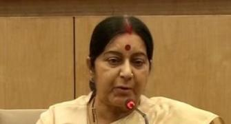 Sushma Swaraj: 'One of my favourite politicians'