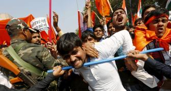What led JNU students to raise 'seditious' slogans?