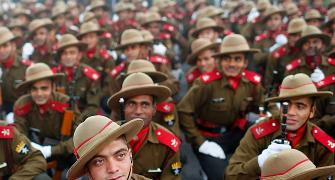 Is Indian army's secularism under stress?