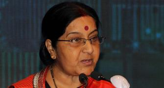 SAARC needs to unleash 'collective strength': Swaraj