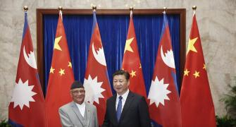 Himalayan snub for India as Nepal signs railway deal with China