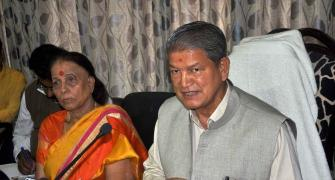 Rebel MLAs accuse Rawat of horse-trading, release 'sting' CD