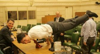 Canada's Trudeau shows why he is the coolest PM ever
