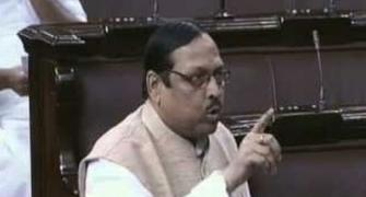 Trinamool MP asked to leave RS over Agusta issue